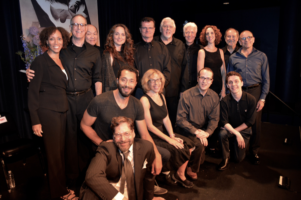 David Staller, Robin Miles Bill Kux, Henry Yuk, Melissa Errico, Michael Cumpsty, Jim Brochu, Tony Sheldon, Alison Cimmet, Robert Zukerman, Donald Corren, William DeMeritt, Jackie Hoffman, Matt Windman and Daniel Marconi