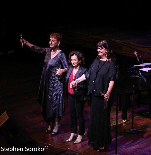 Amanda McBroom, Michele Brourman, Ann Hampton Callaway