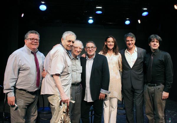 Photos: Robert Cuccioli, Sheldon Harnick and More Celebrate York's ROTHSCHILD & SONS Cast Recording