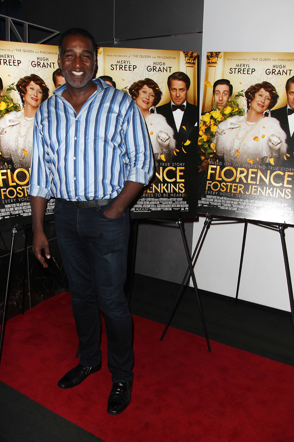 "New York, NY -  - 7/25/16 - Special Screening and Reception in Celebration of Paramount Pictures ""Florence Foster Jenkins"" held at Paramount Pictures in New York...-Pictured: Norm Lewis.-Photo by: Kristina Bumphrey/StarPix"