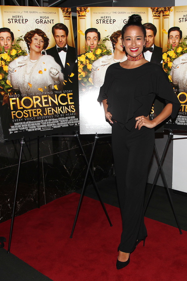 Photo Coverage: Broadway Comes Out to Celebrate FLORENCE FOSTER JENKINS!