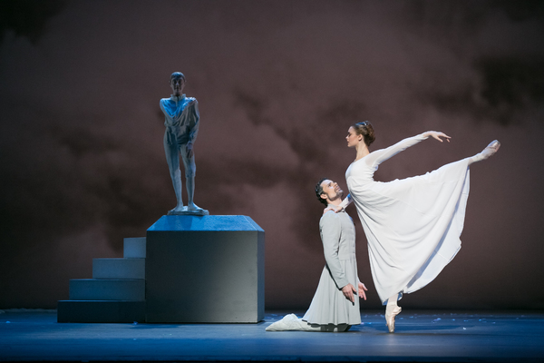 Photo Flash: The National Ballet of Canada Presents THE WINTER'S TALE