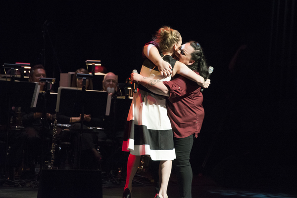 Anika Larsen and Keala Settle