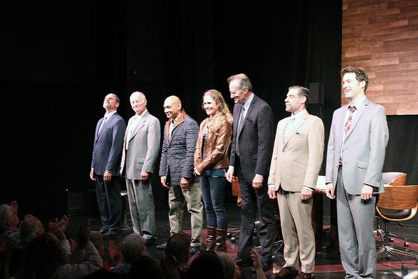 David Marantz, Nick Plakias, Andrew Ramcharan Guilarte, Jenny Strassburg, Stephen Bradbury, Lou Liberatore, Matthew DeCapua