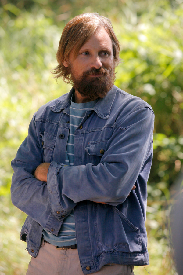 Left to right, Viggo Mortensen stars as Ben in CAPTAIN FANTASTIC, a Bleecker Street release.Credit: Erik Simkins / Bleecker Street