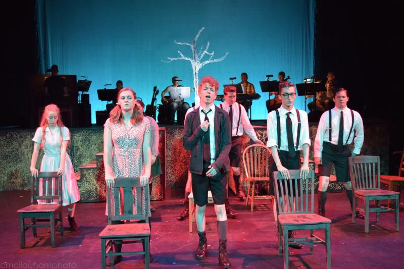 BWW Review: Effortful SPRING AWAKENING at 12th Ave Arts Suffers From Technical Difficulties