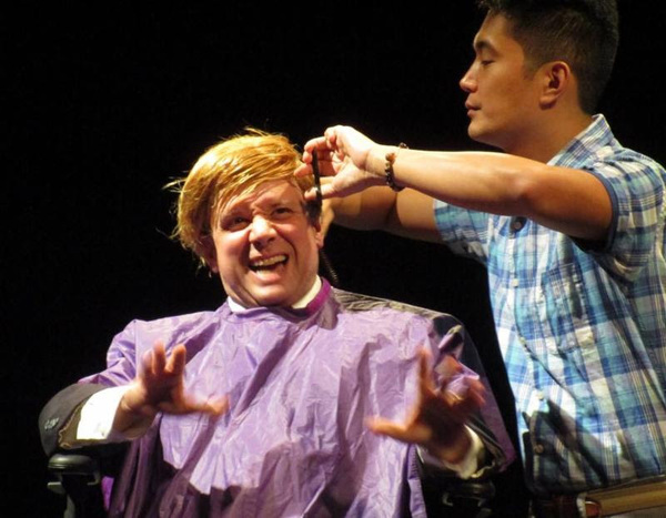 Photo Flash: First Look at Prospect Theater Company's ARCHETYPE, Beginning Tonight