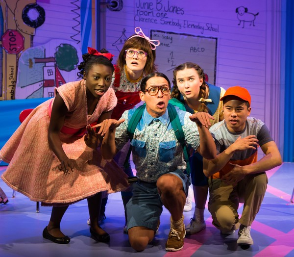 Photos: First Look at JUNIE B.'S ESSENTIAL SURVIVAL GUIDE TO SCHOOL, Opening Tonight Off-Broadway
