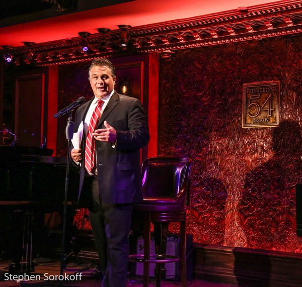 John Iachetti, general manager Feinstein's/54 Below