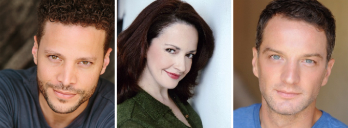 Justin Guarini, Michele Ragusa and Euan Morton to Lead New Musical CAKE OFF at Bucks County Playhouse