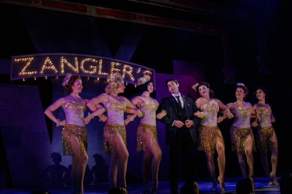 Photo Flash: They've Got Rhythm! First Look at CRAZY FOR YOU at Finger Lakes