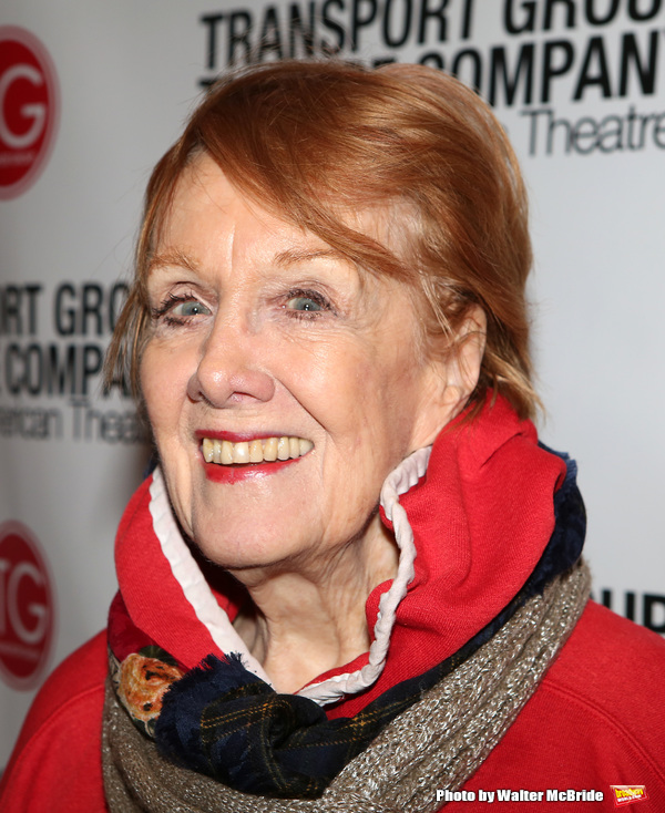 Marni Nixon attends the Meet & Greet the cast of Transport Group's 'I Remember Mama'  on February 12, 2014 at the Clinton Cameo Studios  in New York City.