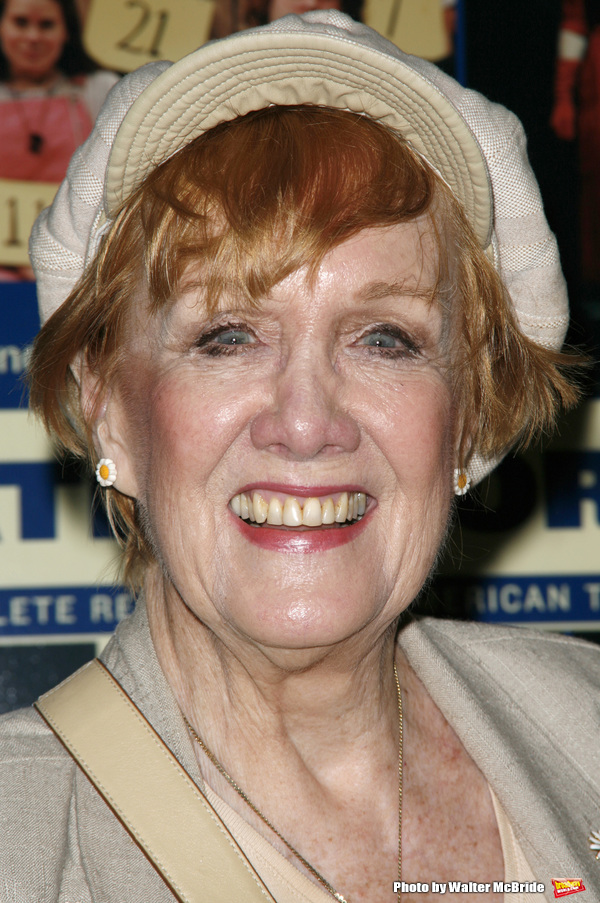 Marnie Nixon attending the 2007 Theatre World Awards for Outstanding Broadway or Off-Broadway Debuts. Held at the World Stages Theatre in New York City. June 5, 2007