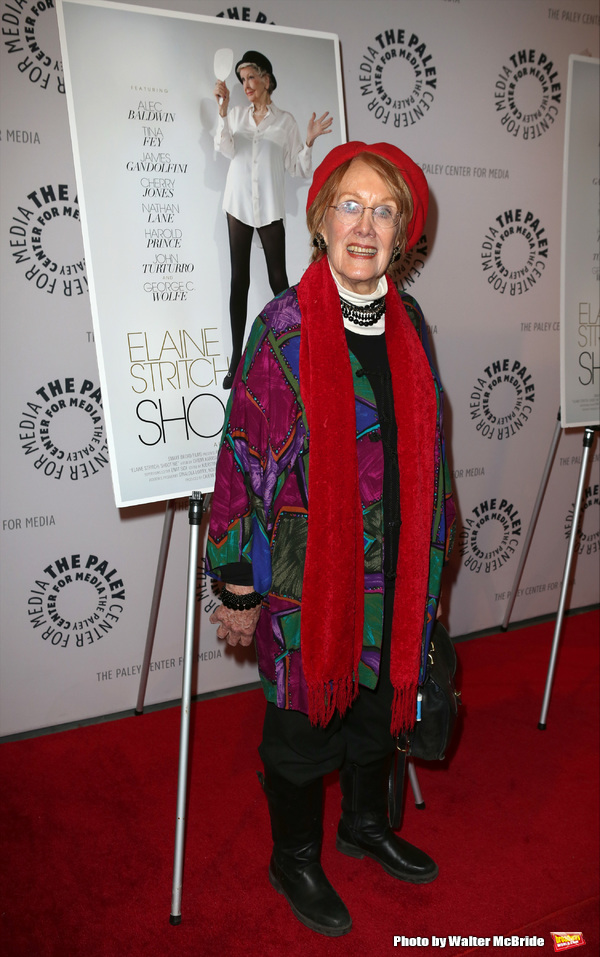 Marnie Nixon attends the 'Elaine Stritch: Shoot Me' screening at The Paley Center For Media on February 19, 2014 in New York City.