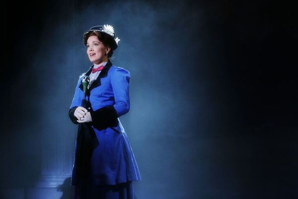 Photo Flash: First Look at Kara Lindsay, Nicolas Dromard and More in NCT's MARY POPPINS