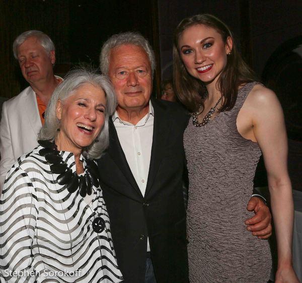 Jamie deRoy, Stephen Sorokoff, Kate Wesler Photo