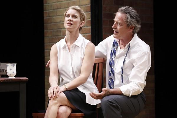 Rochelle Bostrom and James McCaffrey