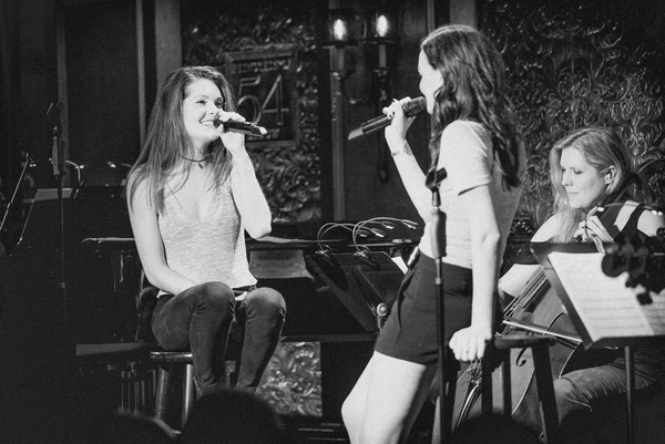 Meghann Fahy and Jennifer Damiano