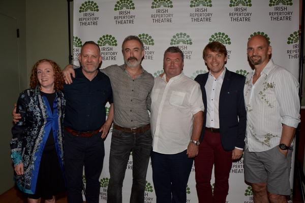 Sinead McKenna (Lighting), Jimmy Fay (), Declan Conlon, Owen McCafferty, Robert Zawadzki and Patrick O'Kane