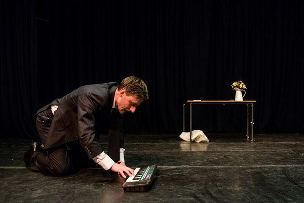 Photo Flash: BE PREPARED at the Edinburgh Fringe
