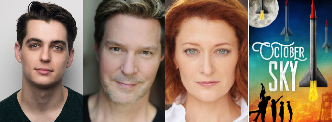 Kyle Selig, Ron Bohmer, Kerry O'Malley and More to Look to the Stars in OCTOBER SKY at The Old Globe; Cast, Creatives Set!
