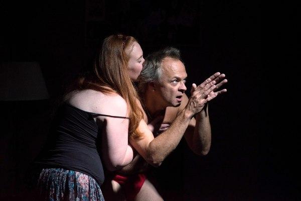 Photo Flash: Vintage Theatre Presents FRANKIE AND JOHNNIE IN CLAIRE DE LUNE