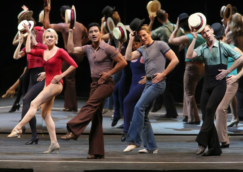 BWW Review: Lopez, Rodriguez, and Company Lead Sensational A CHORUS LINE at the Hollywood Bowl