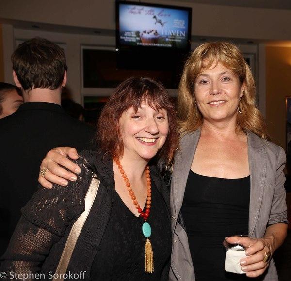 Liz Duffy Adams & Elizabeth Aspenlieder
