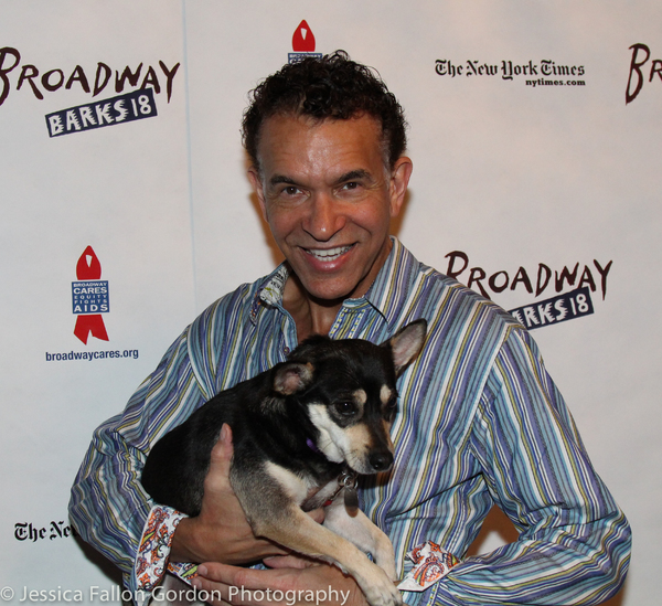 Photo Coverage: It's Puppy Love- Go Inside 18th Annual Broadway Barks!