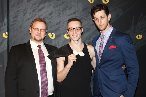 Nathan Patrick Morgan, Corey John Snide and Harris Milgrim Photo