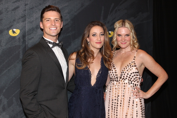 Callan Bergmann, Francesca Granell and Jessica Hendy