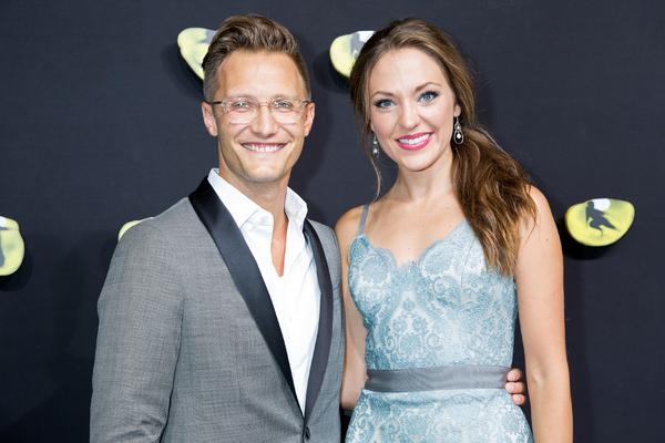 Nathan Johnson, Laura Osnes