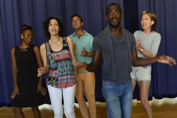 Photo Flash: Meet the Stars of Gloucester Stage's SONGS FOR NEW WORLD