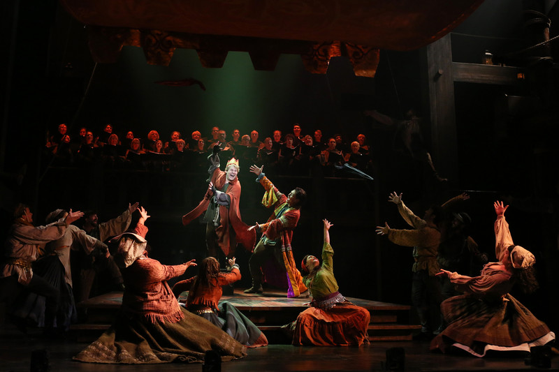 BWW REVIEW: Voices and Emotions Soar in Ogunquit's HUNCHBACK OF NOTRE DAME