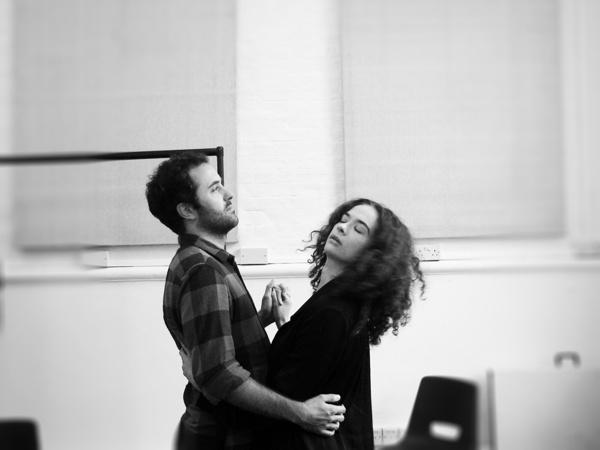 Simon Victor and Stephanie Martin