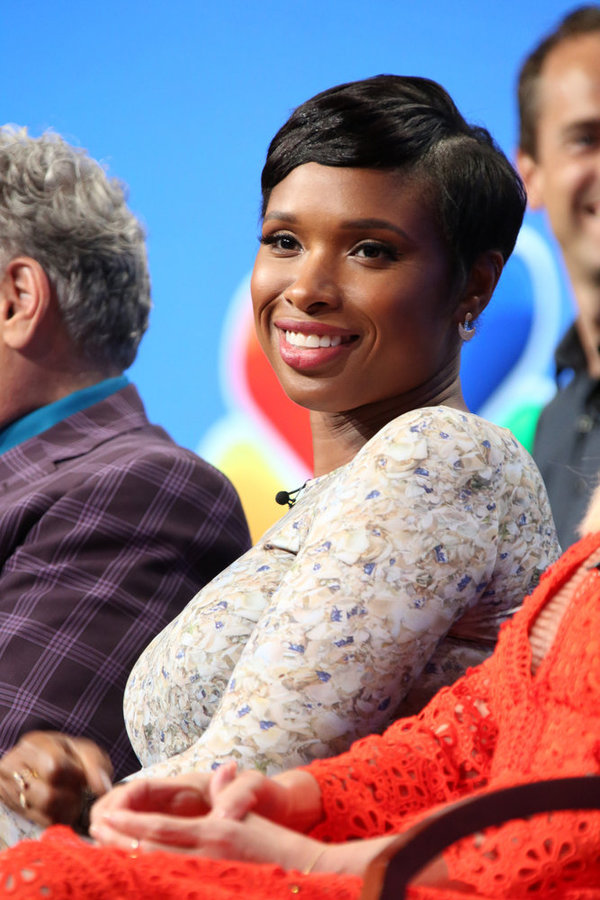 NBCUNIVERSAL EVENTS -- NBCUniversal Summer Press Tour, August 2, 2016 -- NBC''s ''Hairspray Live!'' Panel -- Pictured: Jennifer Hudson -- (Photo by: Evans Vestal Ward/NBCUniversal)