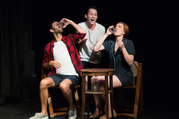 Photo Flash: First Look at INSOMNIA: A NEW MUSICAL at MITF