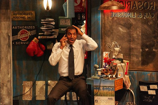 Photos: First Look at Aurora Theatre and Theatrical Outfit's IN THE HEIGHTS