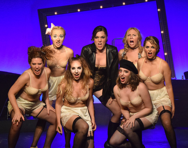 Photo Flash: First Look at Castle Craig Players' CABARET