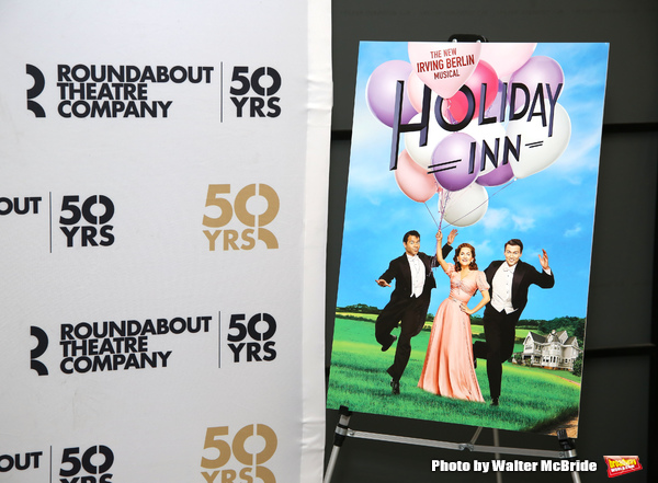 'Holiday Inn, The New Irving Berlin Musical'