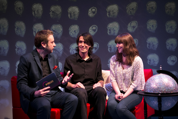 Photo Flash: First Look at Rob Drummond's IN FIDELITY, Coming to the Traverse Theatre