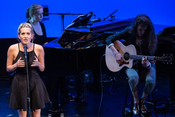 Lora Lee Gayer and Zoe Sarnak