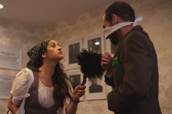 Loulu Luzi and Ron Orlovsky Photo