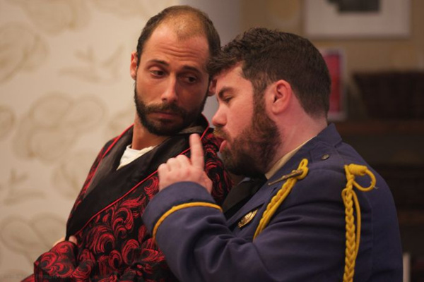 Photo Flash: First Look at THE NOSE at Midtown International Theatre Festival