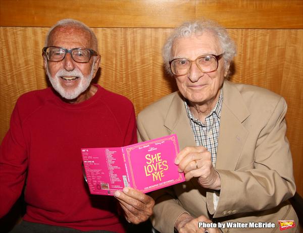 Joe Masteroff and Sheldon Harnick