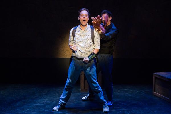 Carson Higgins & Brendan Malafronte Photo