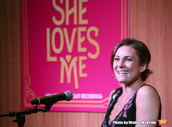 Photo Coverage: SHE LOVES ME Gang Reunites to Celebrate Cast Album Release!