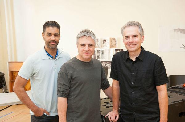 Jason Michael Web,  Neil Pepe and George Brant