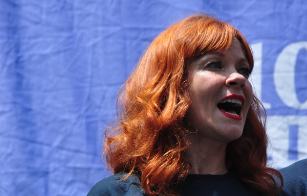 Photo Coverage: HOLIDAY INN, AN AMERICAN IN PARIS & More Perform at Broadway in Bryant Park!