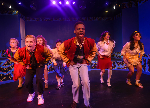 Photo Flash: First Look at HEATHERS: THE MUSICAL at Red Branch Theatre Company